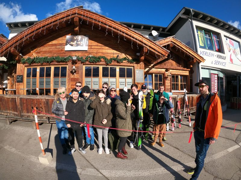 Ski- Verleih