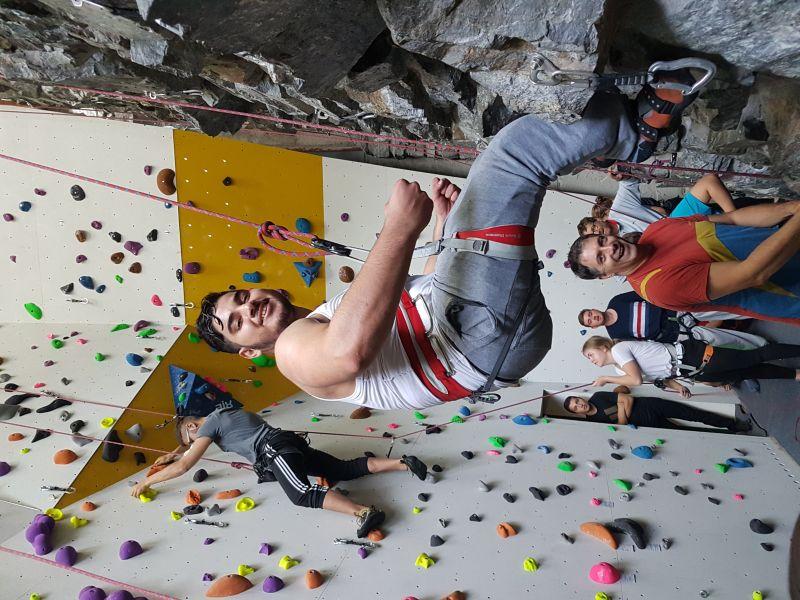 Klettern und Sichern das A&O