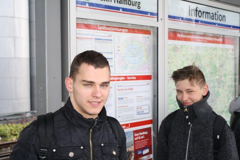 Hannes und Albert