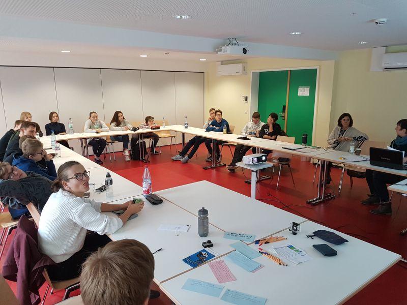 Seminar zum Thema Sozialrecht